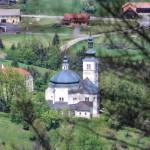 Nova Štifta - Ribnica (slikano z razdalje cca. 1,5km)